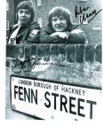 Peter Cleall & David Barry from The Fenn Street Gang